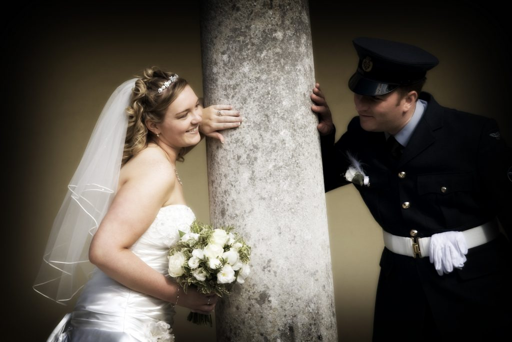 wedding photographer Petwood Hotel photography