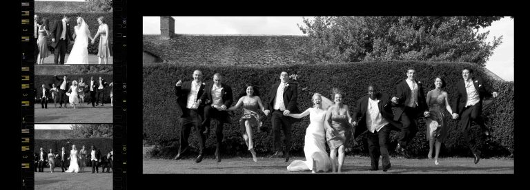 wedding photography Barnsdale Lodge